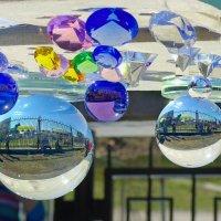 Шарики прозрачные прилипшие :: Виталий Авакян