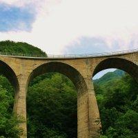 Мост в горах :: Natali Positive