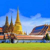 Храм Изумрудного Будды. Бангкок. Таиланд :: Павел Сытилин