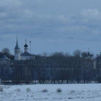 Зимний взгляд на Суздаль :: Григорий Вагун*