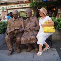 Пенсионеры на отдыхе. :: Серж Поветкин
