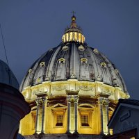 Купол собора Сан Пьетро :: Olcen Len