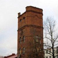 Печоры. Водонапорная башня. 1903 год. :: Ирина ***