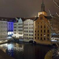 Ночная Прага в ноябре :: Екатерина