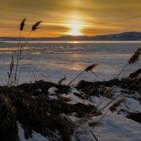 Солнце клонилось к закату :: Алексей Мезенцев
