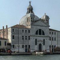 Venezia.Chiesa delle Zitelle (Santa Maria della Presentazione). :: Игорь Олегович Кравченко