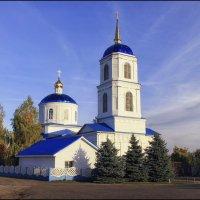 Церковь Богоявления Господня :: Максим Минаков