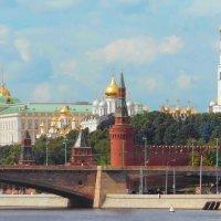 11.Большой Москворецкий мост :: Николай Мартынов