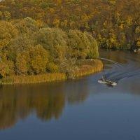 Осенний вираж :: Ольга Винницкая (Olenka)