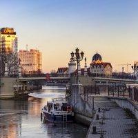 Утро красит нежным светом.. :: Андрей Николаевич Незнанов
