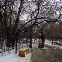 Городской пейзаж :: Андрей Лукьянов
