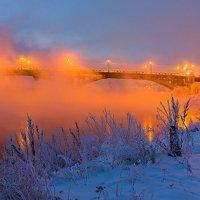 Еще один вариант панорамы Глазковского моста. :: Nikolay Svetin