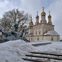 Памятник Есенину :: Ирина Ярцева