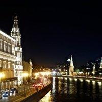 Ночная Москва :: Елена