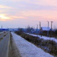 Дорога на восход. :: Любовь
