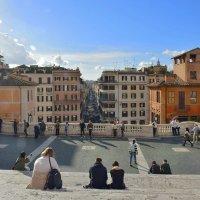 Piazza di Spagna :: Olcen Len