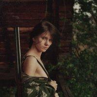 Охотница :: Сергей Басин