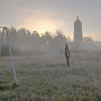 Утро туманное! :: Владимир Шошин