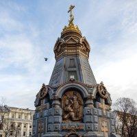 Памятник-часовня героям Плевны :: Сергей Лындин