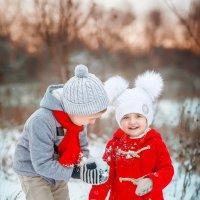 зимушка-зима :: Алёна Дуклер