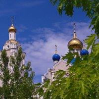 Храм :: Сергей Савченко