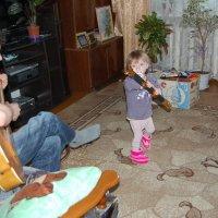 Танец с саблями :: Надежда