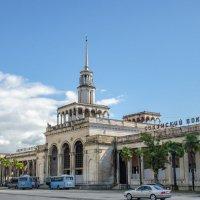 Сухумский вокзал :: Светлана Винокурова