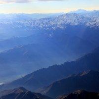 Синие горы :: Olga