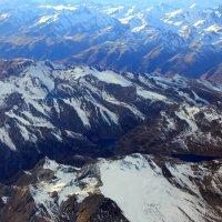 Снежные вершины :: Olga