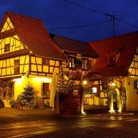 Eguisheim, France :: Elena Wymann