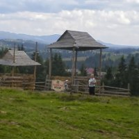 В Карпатах :: Роман Савоцкий