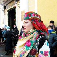 Актриса :: Степан Карачко
