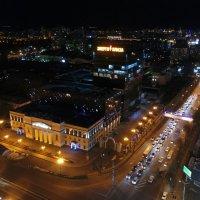 Хабаровск с квадрокоптера :: Юрий Золотарев