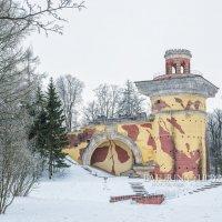 Башня-руина :: Юлия Батурина