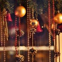 Новогоднее окно :: Татьяна Каневская