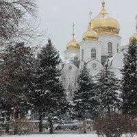Зима в городе. :: Лариса Исаева