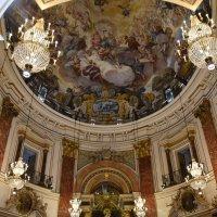 Потолок Кафедрального Собора. Валенсия. :: Валерий Подорожный