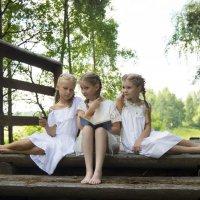 Сестрёнки :: Роман Баранов