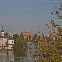 Взгляд с моста :: Ольга Винницкая (Olenka)