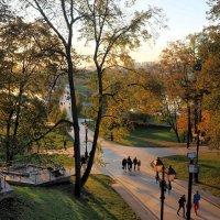 Осень в Царицино :: Евгений Седов