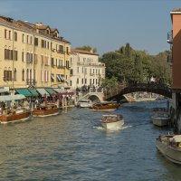 Венеция ... каналы . :: Светлана Мельник