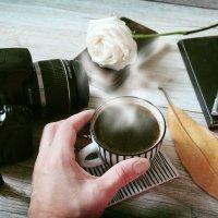 Кофе :: Марина Яковлева