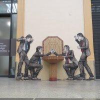 Граффити от Levalet :: ИРЭН@ .