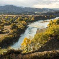 Грузия, горы, осень :: Лариса Батурова