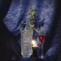 Натюрморт со свечой :: Роман Пацкевич