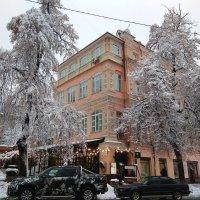 Зима в городе :: tina kulikowa