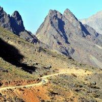 дорога через горы :: Георгий А