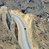 головокружительная дорога через горы :: Георгий А