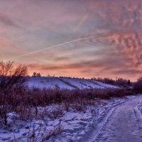 Моя зима - в красках! :: Елена (Elena Fly) Хайдукова