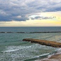 Морской пейзаж :: Игорь 74